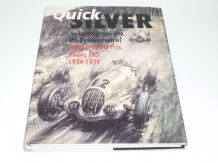 QUICK SILVER. German GP Racing Cars 1934-1939. HMSO